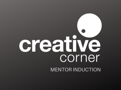 Creative Corner Mentor Induction 6