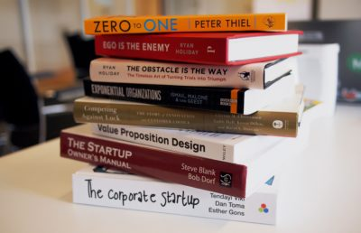 The Real Startup Book 8